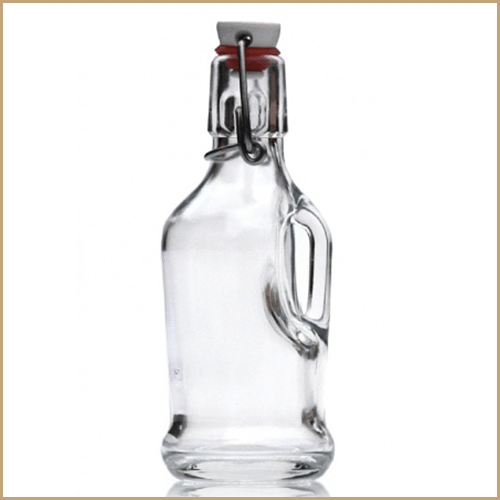 200ml glass bottle - Gallone