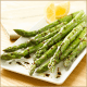 Roast Asparagus with Lemon and balsamic vinegar Recipe