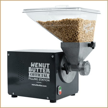 WEnutbutter Nut Butter Mill
